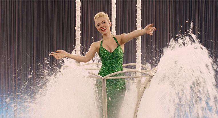 Scarlett Johansson in 'Hail Caesar!'. Beeld