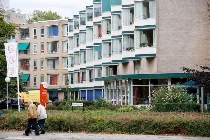 Verpleeghuis Swellengrebel in Utrecht.