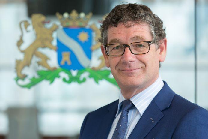 CDA-wethouder Kees van Velzen.