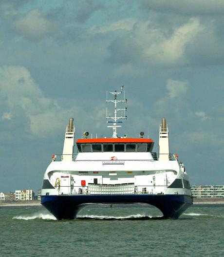 Weer problemen met veerboot Vlissingen-Breskens, komende week minder afvaarten tussen 16 en 18 uur