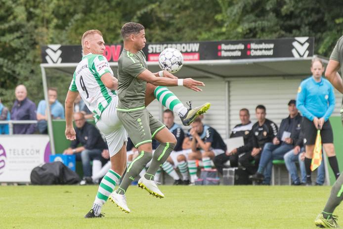 FC Lienden werd door eersteklasser Kloetinge afgetroefd in de voorronde van de TOTO KNVB beker.
