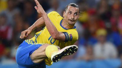 """Zweedse voetbalbond: """"Géén Ibrahimovic op WK in Rusland"""""""