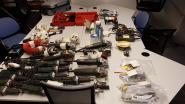 Vrachtwagen vol gestolen werkmateriaal gevonden bij huiszoeking: twee Bulgaarse hoofdverdachten aangehouden