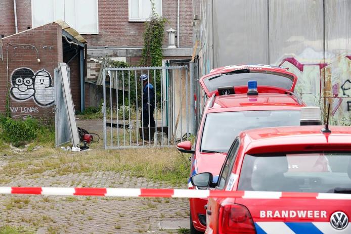 Er wordt onderzoek gedaan na de brand in de Gagelstraat