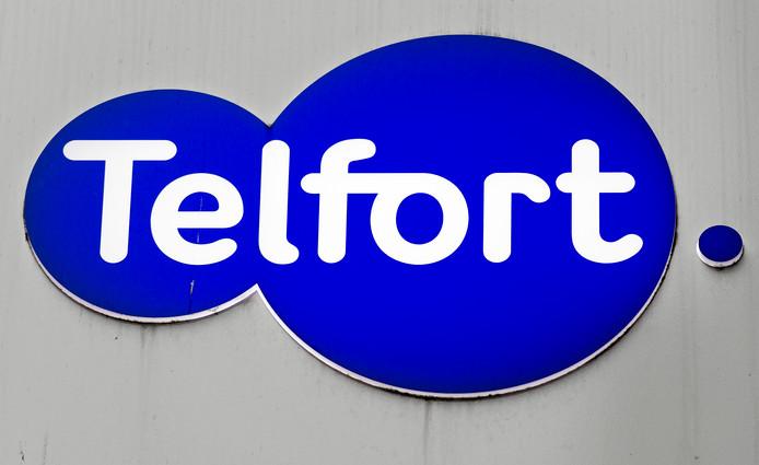 Logo van telecombedrijf Telfort - Foto ter illustratie.