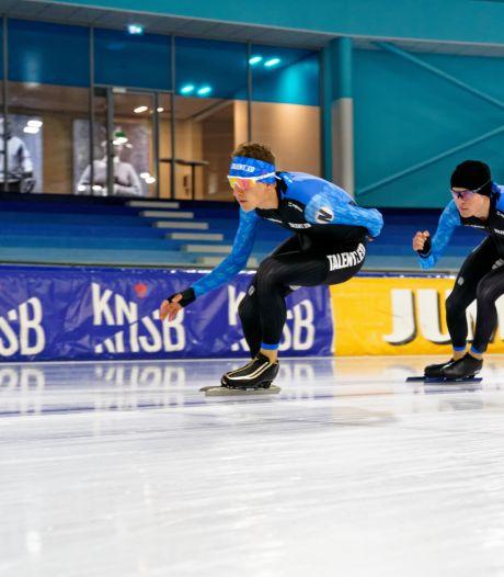 Noordenaar Beau Snellink (19) hoopt zich bij debuut op NK te meten met Patrick Roest en Sven Kramer