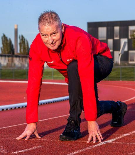 Hardlopers starten petitie om atletiekbaan Amaliapark te behouden