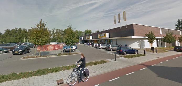 De Aldi gelegen naast de Jumbo in Aalten.