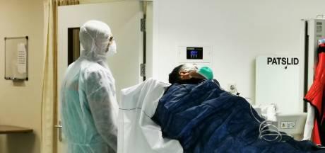 Eén nieuwe ziekenhuisopname vanwege corona in Liemers; aantal meer dan verdubbeld in 12 dagen