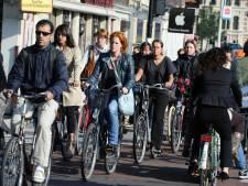 Staatssecretaris: iedereen die naar werk fietst krijgt 19 cent per kilometer