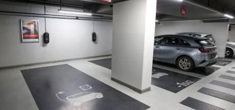 'Laadpalen in parkeerkelders vormen een groot risico'