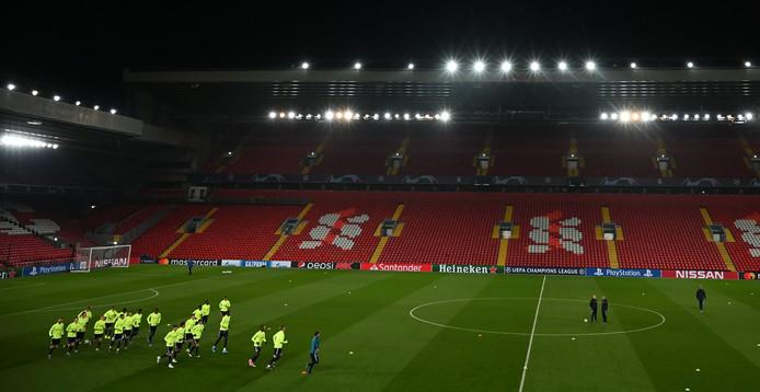 Les champions de Belgique rendent visite champions d'Europe. Genk affronte ce mardi soir (21h00) Liverpool dans le mythique stade d'Anfield Road, dans une rencontre comptant pour la 4e journée de la Ligue des champions de football.