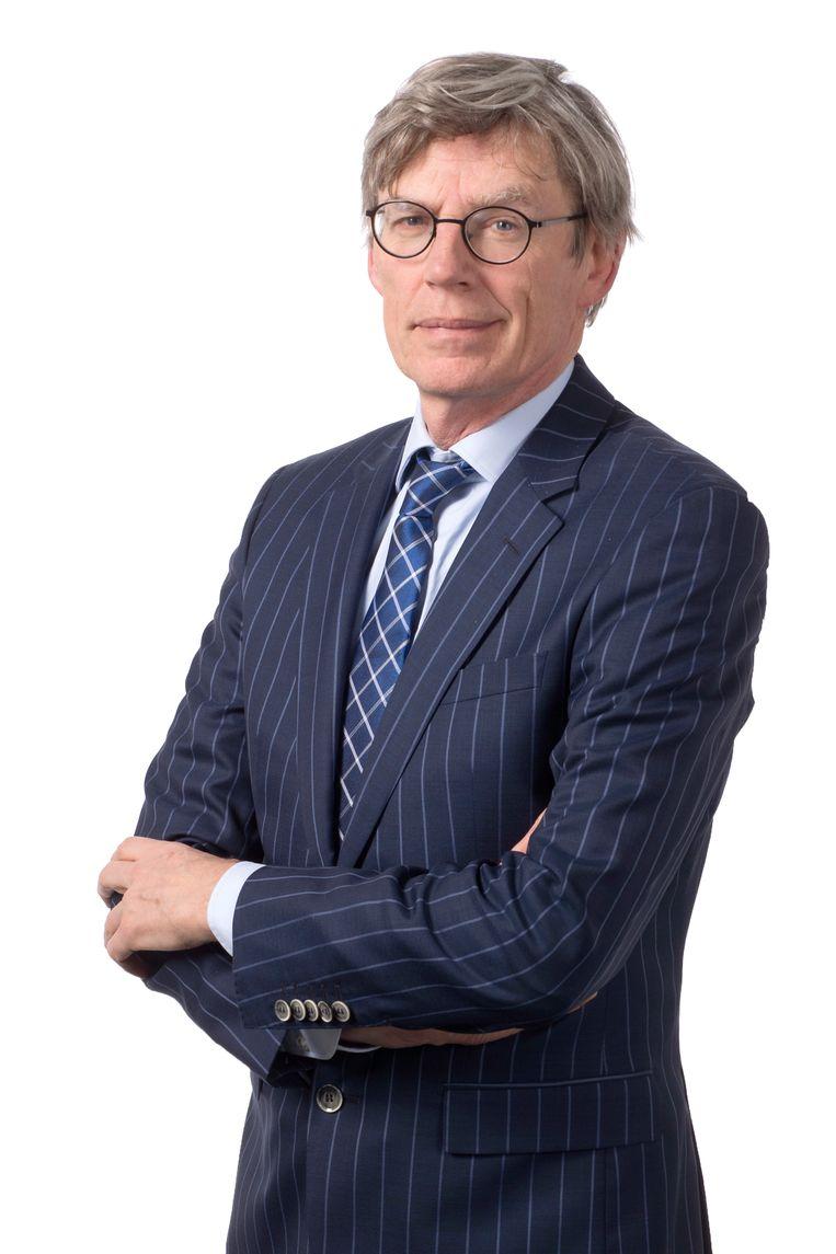 Bart Berden, voorzitter van de raad van bestuur van het ETZ-ziekenhuis in Tilburg en het Regionaal Overleg Acute Zorg (ROAZ) in Brabant. Beeld ETZ