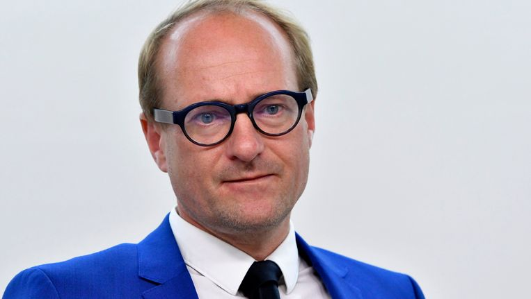 Vlaams minister van Mobiliteit Ben Weyts (N-VA).