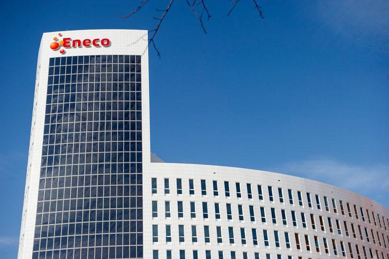 Het hoofdkantoor van Eneco in Rotterdam Beeld ANP