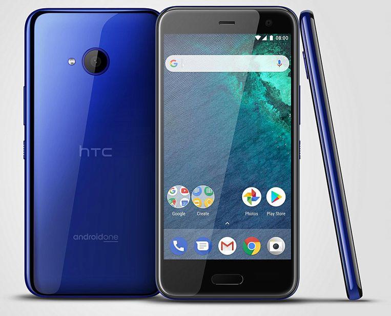 De HTC U11 life.