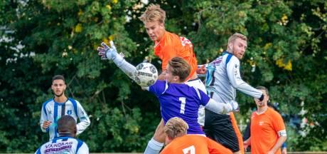 Kop is eraf bij amateurvoetballers: winst ESA, Dieren, Redichem en DVOV