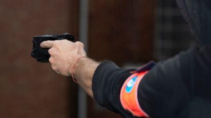 Antwerpse politie schiet voor het eerst verdachte neer met stroomstootwapen
