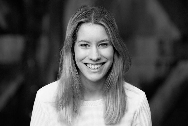 Lotte Schipper, voorzitter CDJA. Beeld Dirk Hol