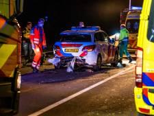 Agent (28) overleden door aanrijding op Brabantse snelweg