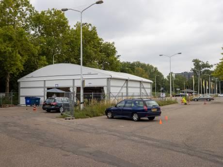 Bouw XL-testlocatie in Eindhoven van start, bijna 5000 testen per dag