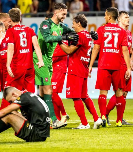 'Bevrijdingsdag' voor FC Twente in bruisende Veste