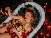 """VIDEO. Cafébazin Lizzie dropt kersthit voor singles: """"Kendet ge checkt uw Instagram, foto van uw ex met een nieuwe vlam"""""""