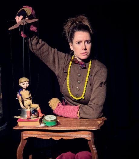Theatermaakster Marisa Laperdrix legt de lat hoog met Stuk!: 'Dit verhaal moet verteld worden'
