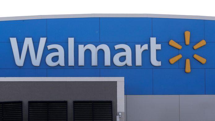 Een Walmart-supermarkt in Walpole, in de staat Massachusetts.
