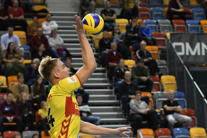 Wessel Blom en Dynamo hebben door het ingelaste duel tegen ZVH half november een dubbel weekeinde.