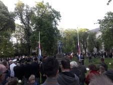 Toespraak dodenherdenking Den Bosch: 'De rechte haken, die de Duitsers met grof geweld tot swastika verbogen'
