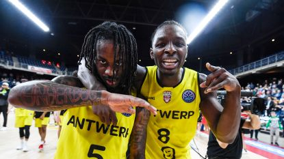 Antwerp Giants verstevigen vierde plaats in Champions League met zege tegen Tsjechische Nymburk