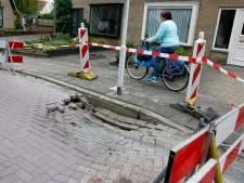Emmastraat in Kloosterzande blijft twee weken langer dicht