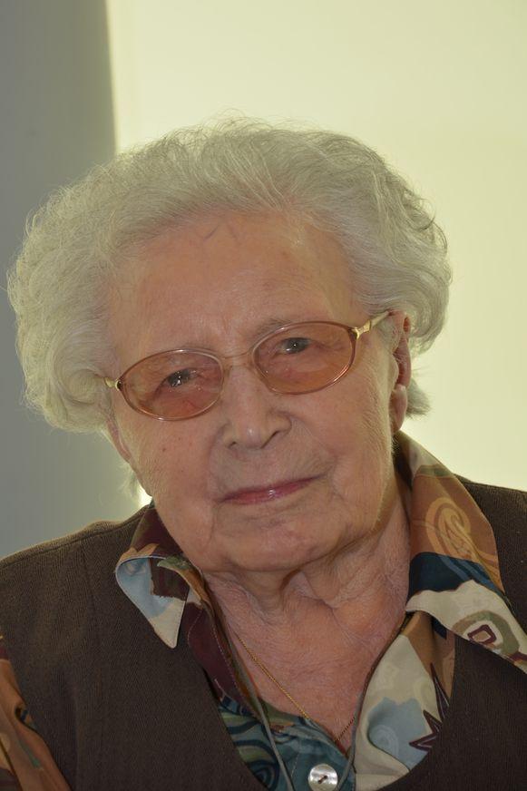 Maria Vandoorne.
