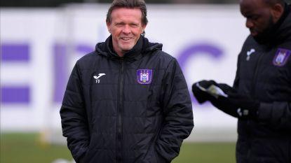 """Vercauteren over zijn toekomst bij Anderlecht: """"Voor mij is alles duidelijk, ik wil blijven op de lange termijn"""""""
