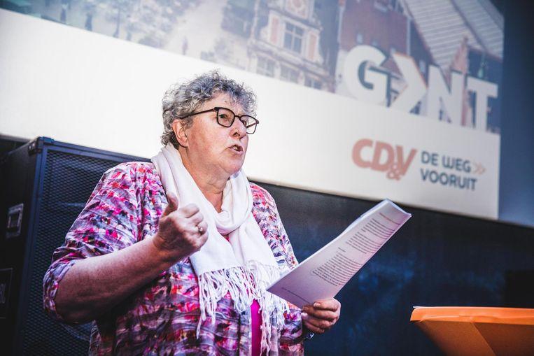 Mieke Van Hecke - CD&V.