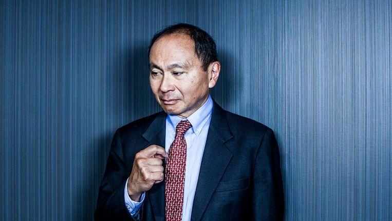 Francis Fukuyama: 'Waar je links populisme zou verwachten, hebben we rechts populisme gekregen' Beeld Getty Images