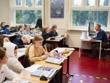 Voorlopig met je jas aan in de klas op Veluwse scholen