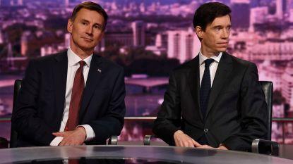 """Britse Conservatieven debatteren zonder Johnson: """"Waar is Boris?"""""""
