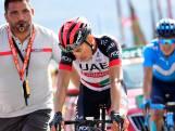 Aru zegt af voor WK wielrennen vanwege beroerde vorm