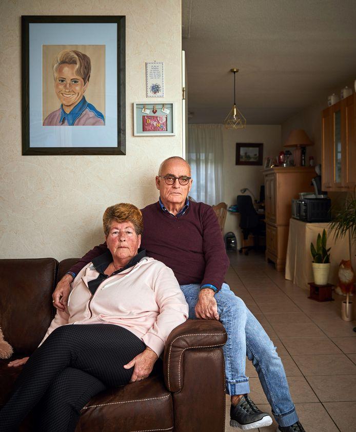 Iem en Corrie Vroombout overleefden de ramp, maar hun dochter Brenda niet.