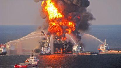 BP zet nog eens 1,4 miljard euro opzij voor olieramp Deepwater Horizon