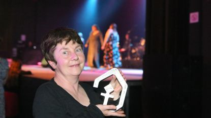 Ann Cornelis is 'Buurvrouw van het Jaar'