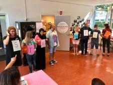 Zomerklas bij Kellebeek College: 'Hier kan ik ook in de vakantie Nederlands praten'