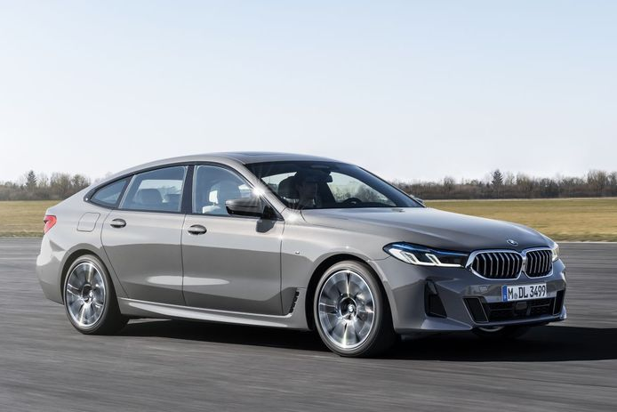 De vernieuwde BMW 6-Serie Gran Turismo