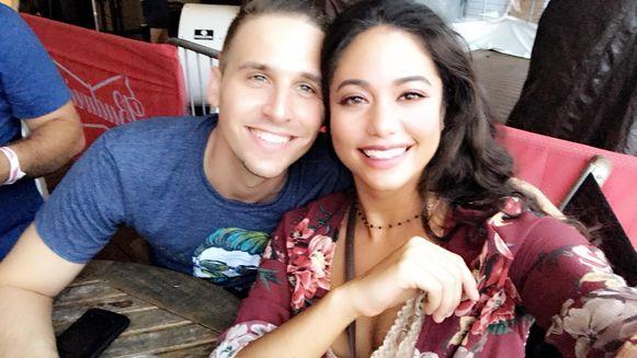 Hagen en Erica in betere tijden