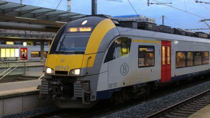 Vertragingen tussen Denderleeuw en Aalst na persoonsongeval