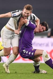 LIVE | De Ligt mist bekerfinale tegen Napoli, excuses Bautista Agut
