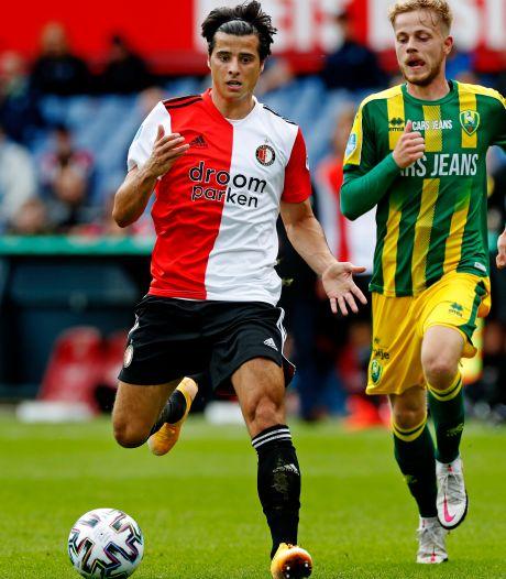 João Teixeira geeft Feyenoord beetje klasse
