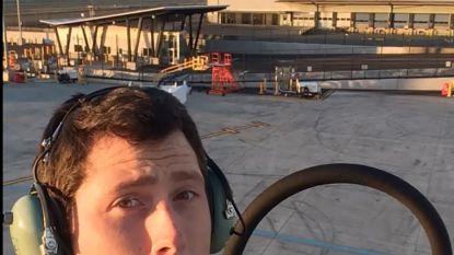 Met gekaapt vliegtuig maakte hij zelfs een looping. Maar waarom weet niemand